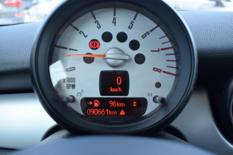 Photo 14 de l'offre de MINI CLUBMAN ONE 98CH à 7900€ chez Univers Motors