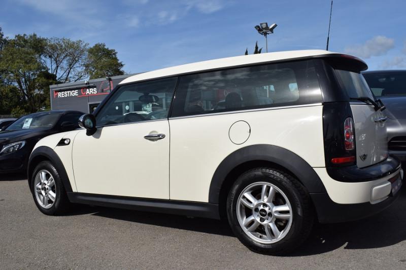 Photo 9 de l'offre de MINI CLUBMAN ONE 98CH à 7900€ chez Univers Motors