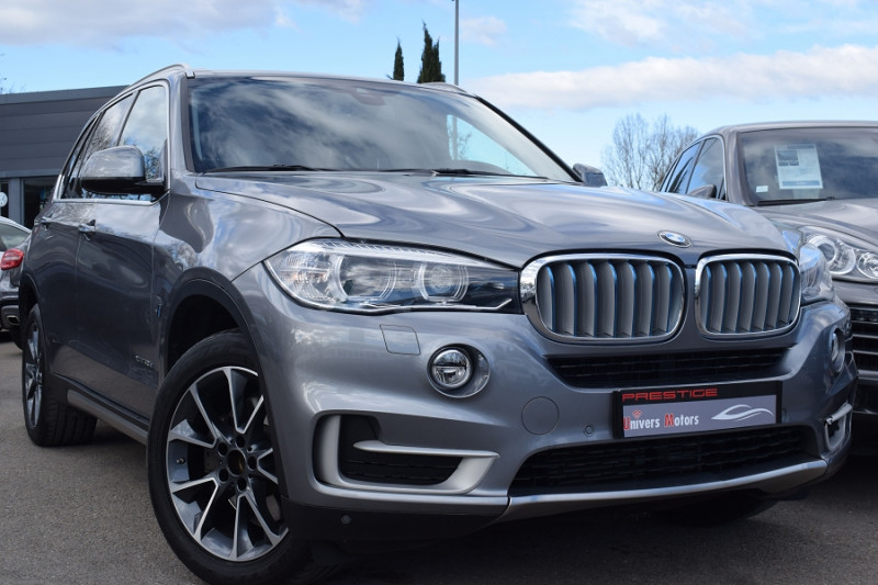 Photo 1 de l'offre de BMW X5 (F15) XDRIVE40EA 313CH XLINE à 43900€ chez Univers Motors