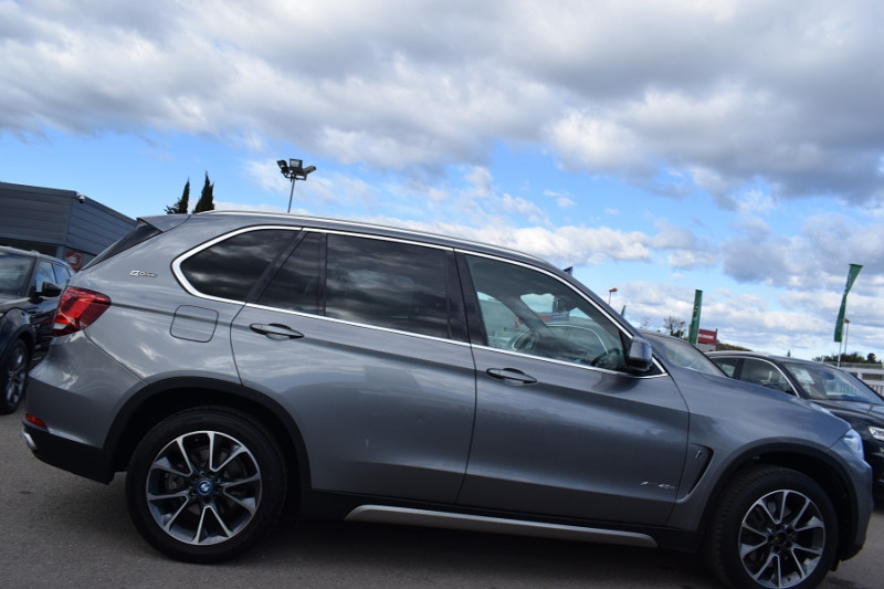 Photo 11 de l'offre de BMW X5 (F15) XDRIVE40EA 313CH XLINE à 43900€ chez Univers Motors