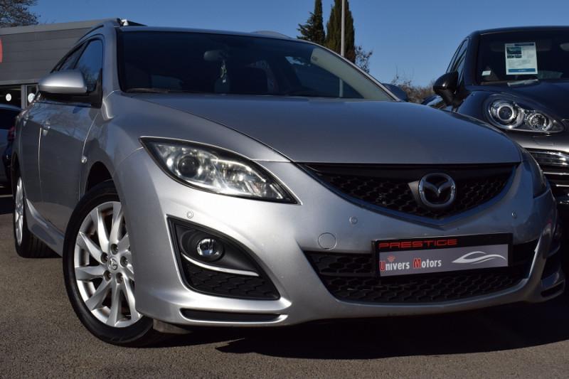 Mazda MAZDA 6 FW 2.2 MZR-CD163 ELEGANCE Diesel GRIS Occasion à vendre
