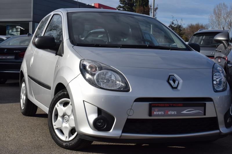 Renault TWINGO II 1.2 16V 75CH TREND Essence GRIS Occasion à vendre
