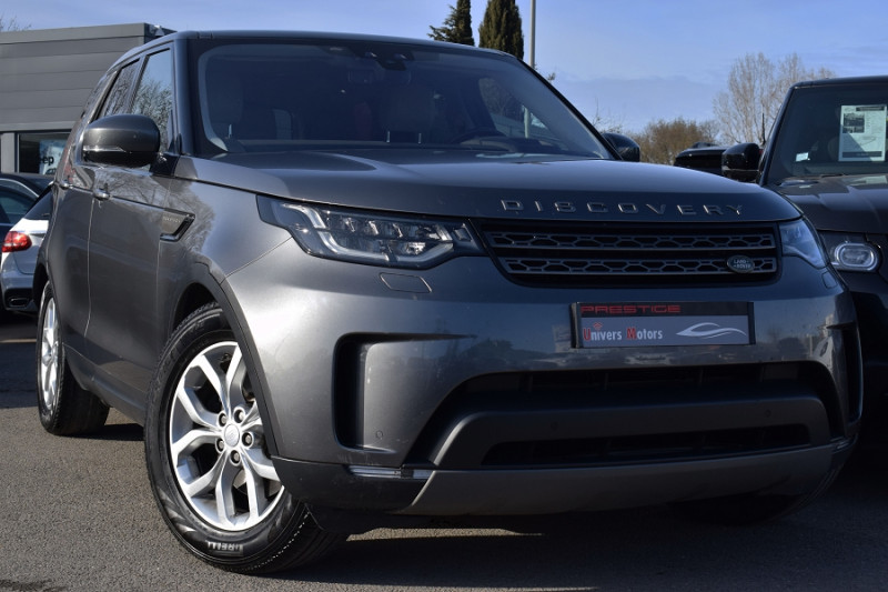 Land-Rover DISCOVERY 2.0 SD4 240CH SE 7PLACES Diesel ANTHRACITE Occasion à vendre