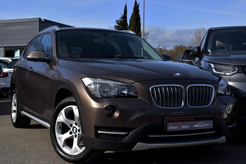 Bmw X1 (E84) XDRIVE18D 143CH XLINE Diesel HAVANNA Occasion à vendre
