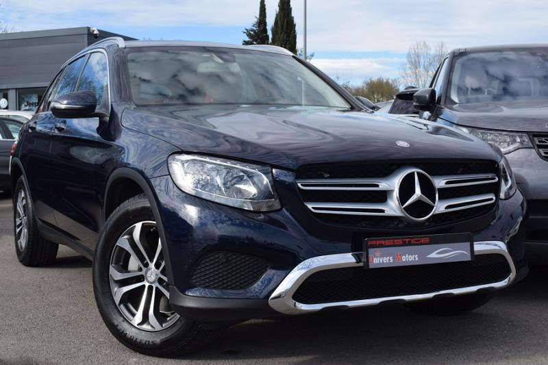 Mercedes-Benz GLC 250 D 204CH EXECUTIVE 4MATIC 9G-TRONIC Diesel BLEU Occasion à vendre