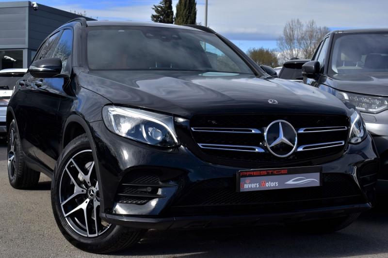 Mercedes-Benz GLC 250 D 204CH SPORTLINE 4MATIC 9G-TRONIC EURO6C Diesel NOIR Occasion à vendre