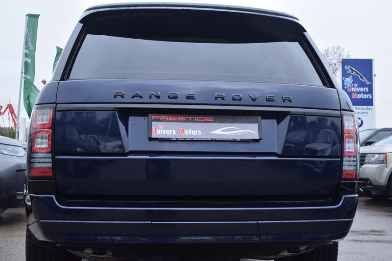 Photo 9 de l'offre de LAND-ROVER RANGE ROVER 3.0 TDV6 HSE SWB à 37900€ chez Univers Motors