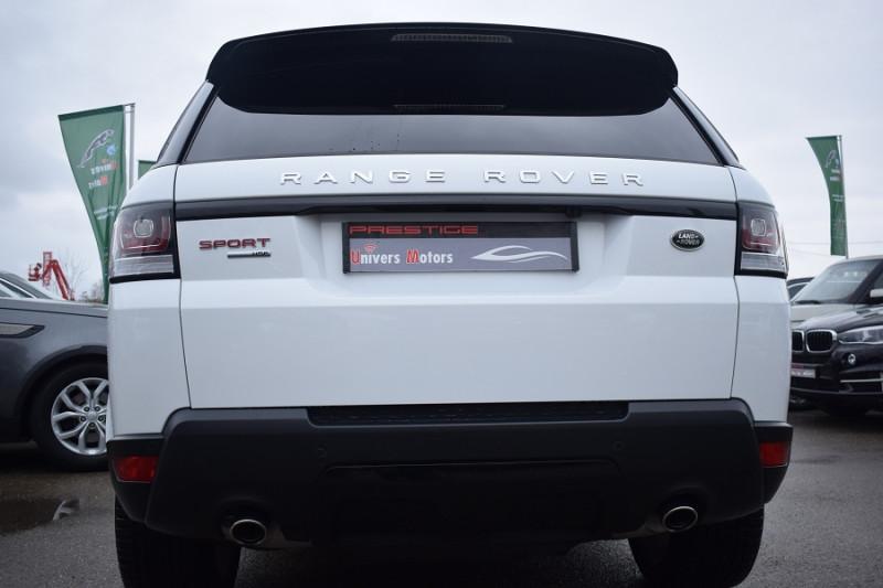 Photo 10 de l'offre de LAND-ROVER RANGE ROVER SPORT TDV6 3.0 HSE DYNAMIC à 35900€ chez Univers Motors