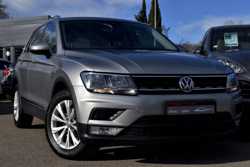 Volkswagen TIGUAN 1.6 TDI 115CH BLUEMOTION TECHNOLOGY CONFORTLINE BUSINESS Diesel ANTHRACITE Occasion à vendre