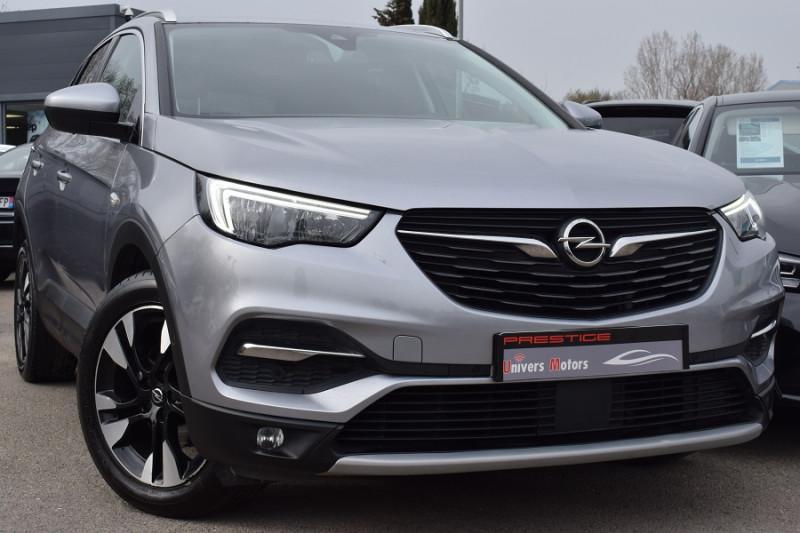 Opel GRANDLAND X 1.6 D 120CH BUSINESS EDITION BVA Diesel GRIS FONCE Occasion à vendre