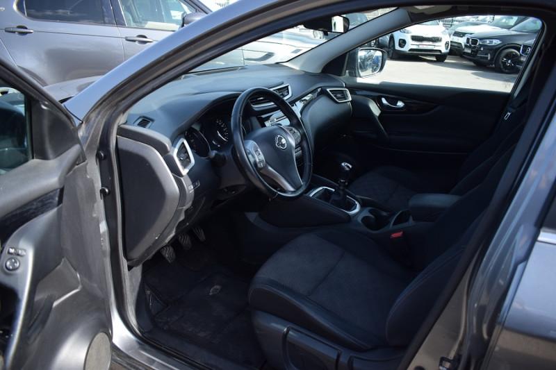 Photo 8 de l'offre de NISSAN QASHQAI 1.5 DCI 110CH FAP ACENTA à 9400€ chez Univers Motors