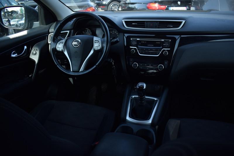 Photo 2 de l'offre de NISSAN QASHQAI 1.5 DCI 110CH FAP ACENTA à 9400€ chez Univers Motors