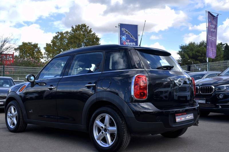 Photo 4 de l'offre de MINI COUNTRYMAN COOPER D 112CH ALL4 4X4 à 8400€ chez Univers Motors