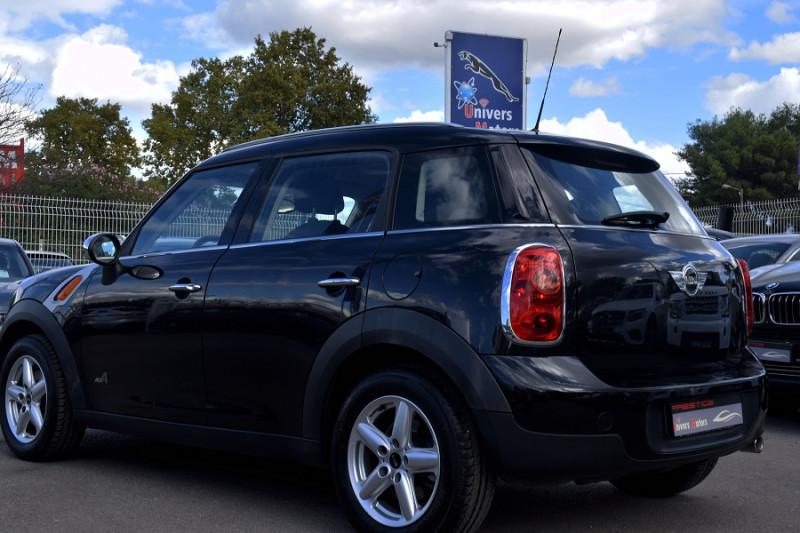 Photo 11 de l'offre de MINI COUNTRYMAN COOPER D 112CH ALL4 4X4 à 8400€ chez Univers Motors
