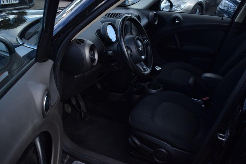 Photo 6 de l'offre de MINI COUNTRYMAN COOPER D 112CH ALL4 4X4 à 8400€ chez Univers Motors