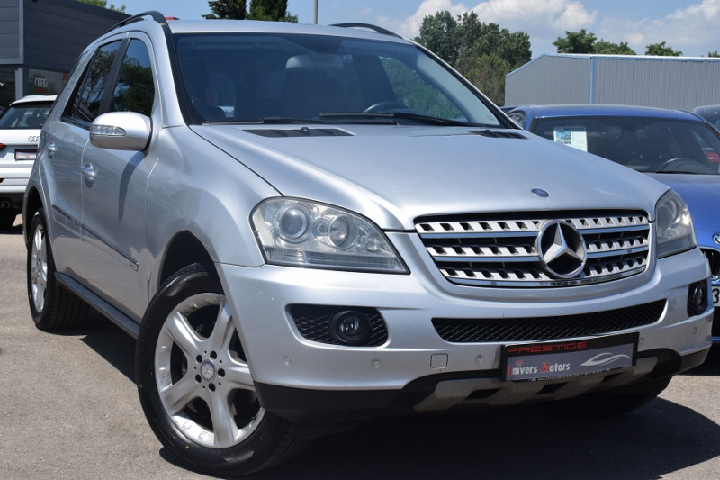 Photo 1 de l'offre de MERCEDES-BENZ CLASSE ML (W164) 280 CDI PACK SPORT 4MATIC à 8400€ chez Univers Motors