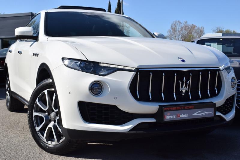 Maserati LEVANTE 3.0 V6 250CH DIESEL Diesel BLANC Occasion à vendre
