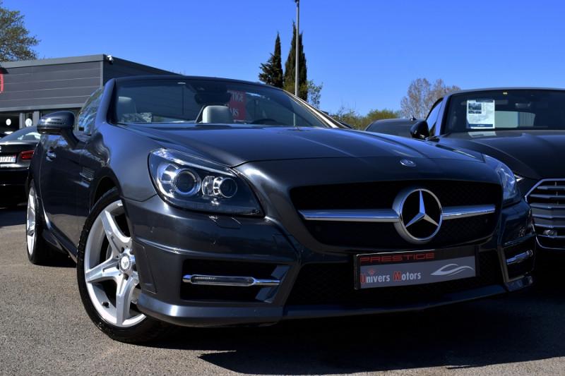 Mercedes-Benz CLASSE SLK (R172) 250 CDI 7GTRO+ Diesel ANTHRACITE Occasion à vendre