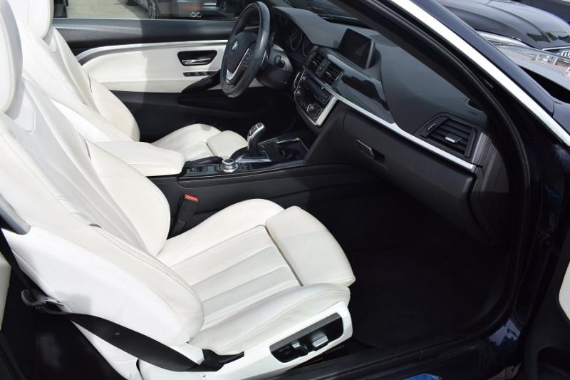 Photo 15 de l'offre de BMW SERIE 4 CABRIOLET (F33) 435DA XDRIVE 313CH LUXURY à 31900€ chez Univers Motors