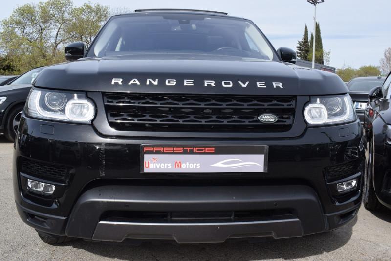 Photo 21 de l'offre de LAND-ROVER RANGE ROVER SPORT SDV6 3.0 HSE DYNAMIC à 39900€ chez Univers Motors