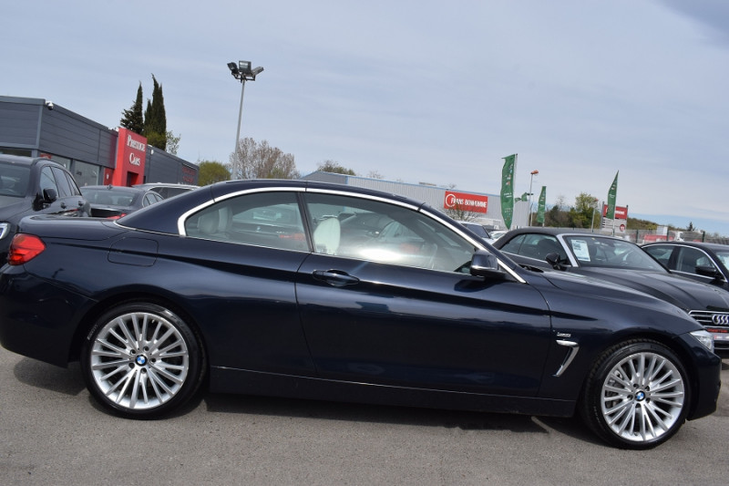 Photo 7 de l'offre de BMW SERIE 4 CABRIOLET (F33) 435DA XDRIVE 313CH LUXURY à 31900€ chez Univers Motors