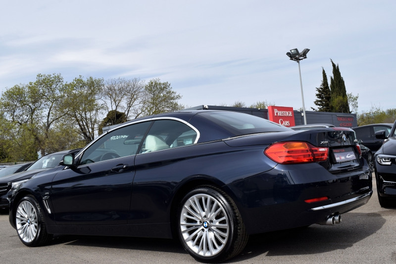 Photo 13 de l'offre de BMW SERIE 4 CABRIOLET (F33) 435DA XDRIVE 313CH LUXURY à 31900€ chez Univers Motors
