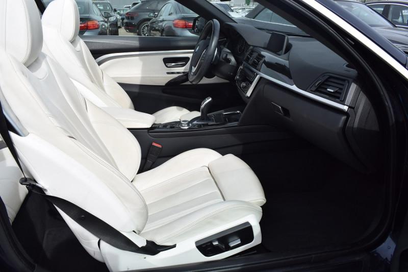 Photo 8 de l'offre de BMW SERIE 4 CABRIOLET (F33) 435DA XDRIVE 313CH LUXURY à 31900€ chez Univers Motors