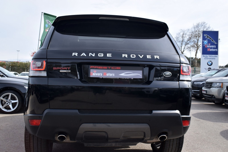 Photo 11 de l'offre de LAND-ROVER RANGE ROVER SPORT SDV6 3.0 HSE DYNAMIC à 39900€ chez Univers Motors