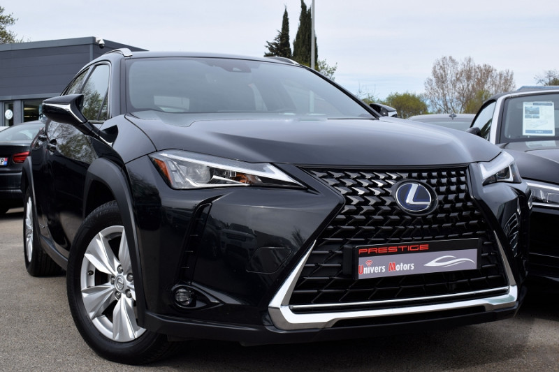 Lexus UX 250H 2WD PACK BUSINESS MY20 Hybride NOIR Occasion à vendre