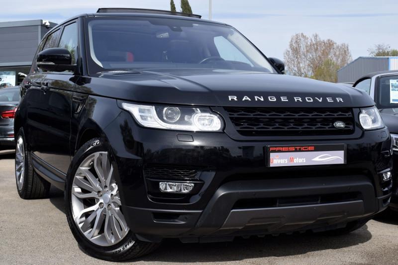 Land-Rover RANGE ROVER SPORT SDV6 3.0 HSE DYNAMIC Diesel NOIR Occasion à vendre