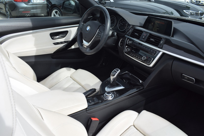Photo 2 de l'offre de BMW SERIE 4 CABRIOLET (F33) 435DA XDRIVE 313CH LUXURY à 31900€ chez Univers Motors