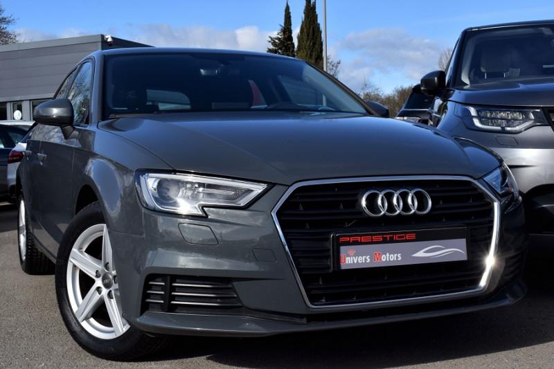 Audi A3 SPORTBACK 1.6 TDI 110CH FAP BUSINESS LINE Diesel GRIS FONCE Occasion à vendre