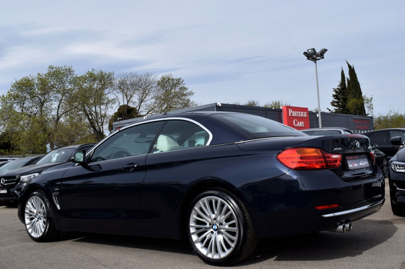 Photo 6 de l'offre de BMW SERIE 4 CABRIOLET (F33) 435DA XDRIVE 313CH LUXURY à 31900€ chez Univers Motors