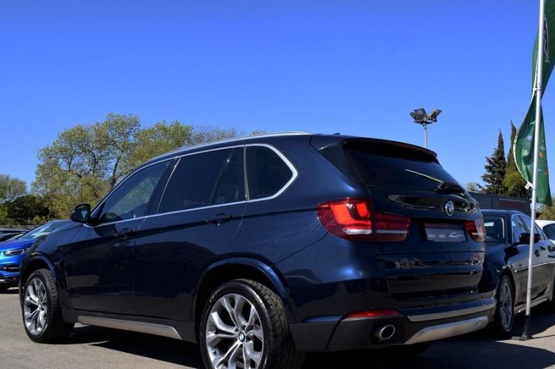 Photo 10 de l'offre de BMW X5 (F15) XDRIVE30DA 258CH EXCLUSIVE 7PLACES à 37900€ chez Univers Motors