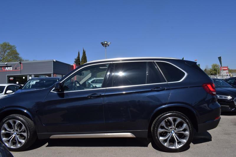 Photo 8 de l'offre de BMW X5 (F15) XDRIVE30DA 258CH EXCLUSIVE 7PLACES à 37900€ chez Univers Motors