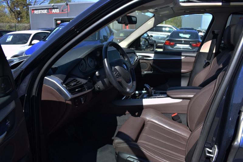 Photo 7 de l'offre de BMW X5 (F15) XDRIVE30DA 258CH EXCLUSIVE 7PLACES à 37900€ chez Univers Motors