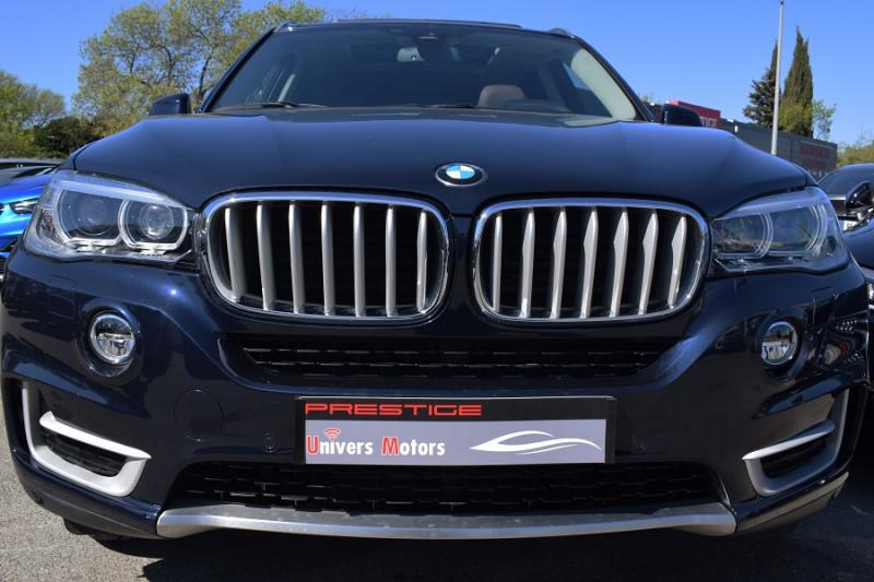 Photo 19 de l'offre de BMW X5 (F15) XDRIVE30DA 258CH EXCLUSIVE 7PLACES à 37900€ chez Univers Motors