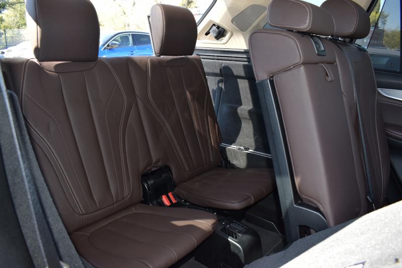 Photo 13 de l'offre de BMW X5 (F15) XDRIVE30DA 258CH EXCLUSIVE 7PLACES à 37900€ chez Univers Motors