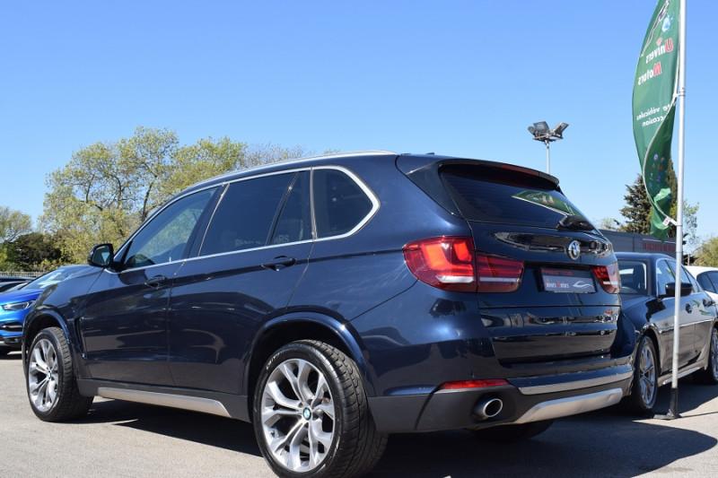 Photo 11 de l'offre de BMW X5 (F15) XDRIVE30DA 258CH EXCLUSIVE 7PLACES à 37900€ chez Univers Motors