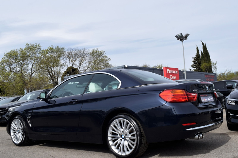Photo 21 de l'offre de BMW SERIE 4 CABRIOLET (F33) 435DA XDRIVE 313CH LUXURY à 31900€ chez Univers Motors