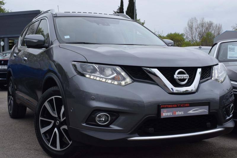 Nissan X-TRAIL 1.6 DCI 130CH TEKNA XTRONIC EURO6 7 PLACES Diesel ANTHRACITE Occasion à vendre