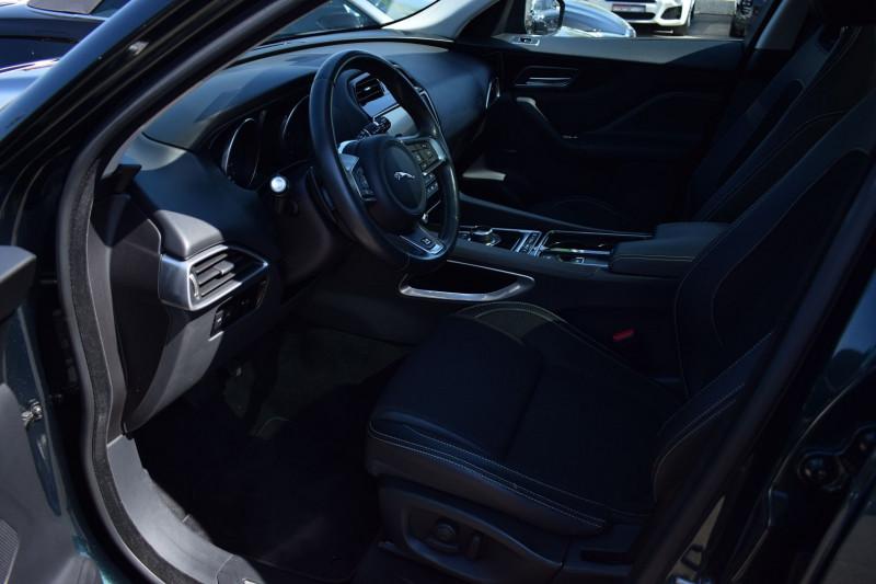 Photo 8 de l'offre de JAGUAR F-PACE V6 3.0D 300CH R-SPORT 4X4 BVA8 à 31900€ chez Univers Motors