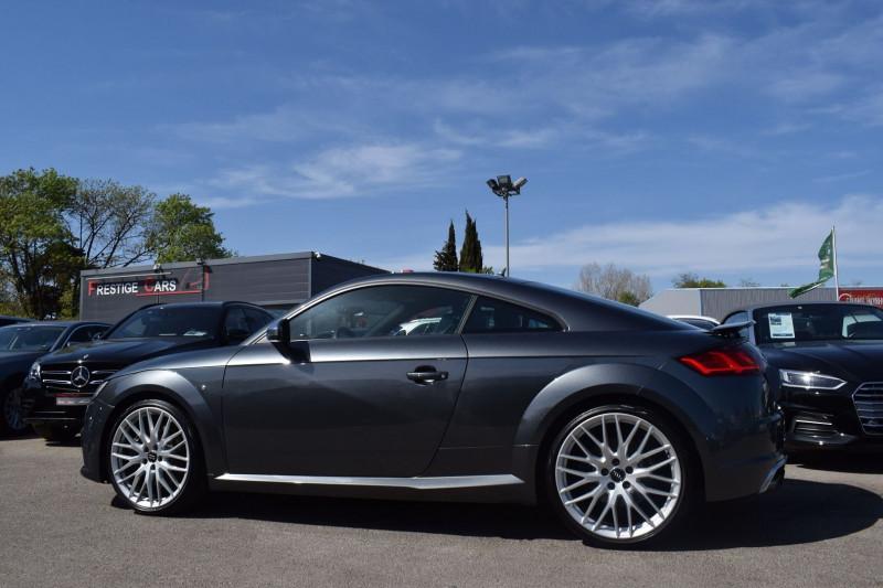 Photo 13 de l'offre de AUDI TTS 2.0 TFSI 310CH QUATTRO S TRONIC 6 à 37900€ chez Univers Motors