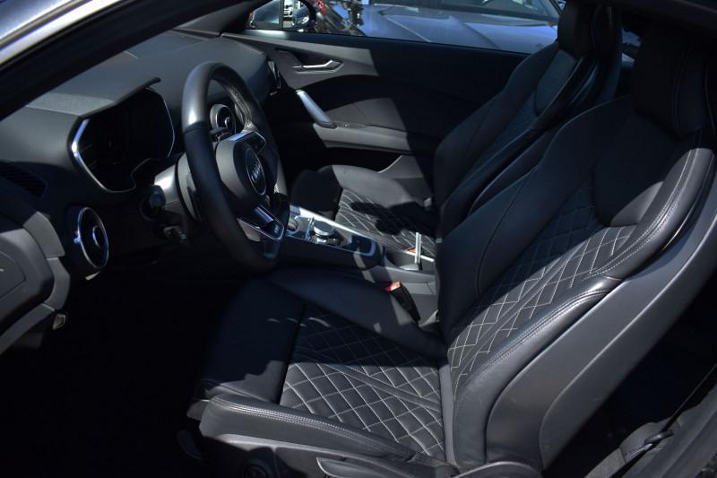Photo 2 de l'offre de AUDI TTS 2.0 TFSI 310CH QUATTRO S TRONIC 6 à 37900€ chez Univers Motors