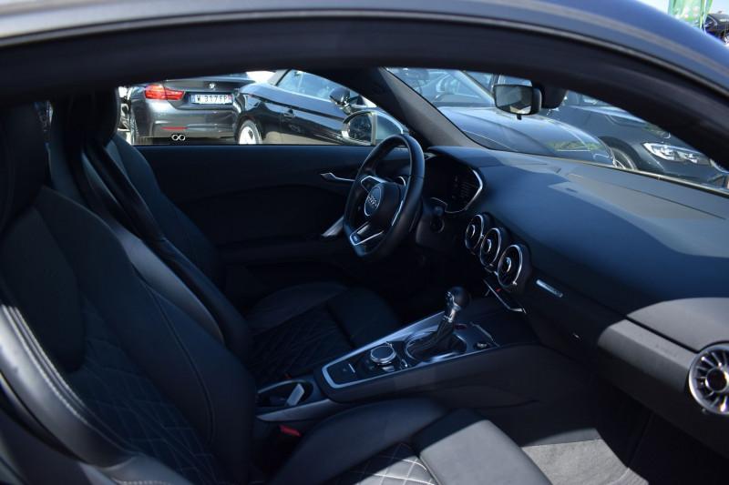 Photo 15 de l'offre de AUDI TTS 2.0 TFSI 310CH QUATTRO S TRONIC 6 à 37900€ chez Univers Motors