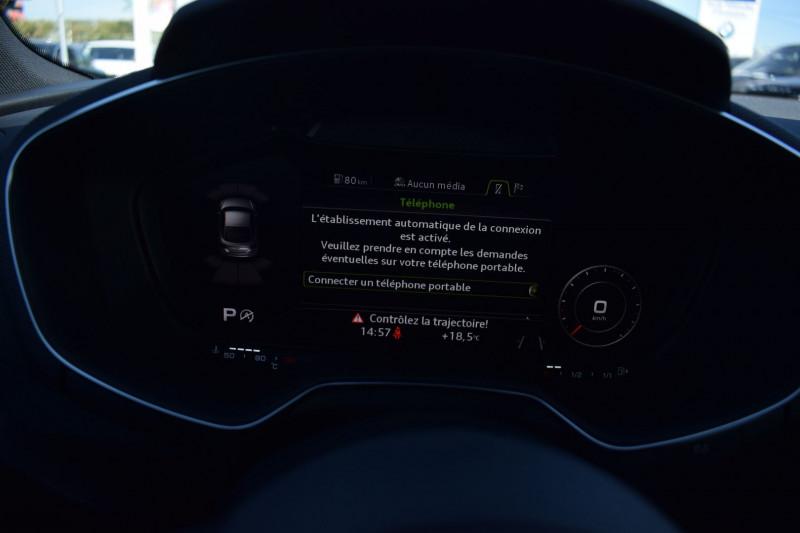 Photo 12 de l'offre de AUDI TTS 2.0 TFSI 310CH QUATTRO S TRONIC 6 à 37900€ chez Univers Motors