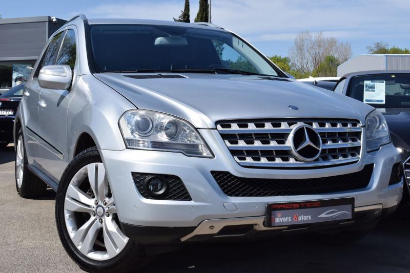 Mercedes-Benz CLASSE ML (W164) 320 CDI PACK SPORT Diesel GRIS Occasion à vendre