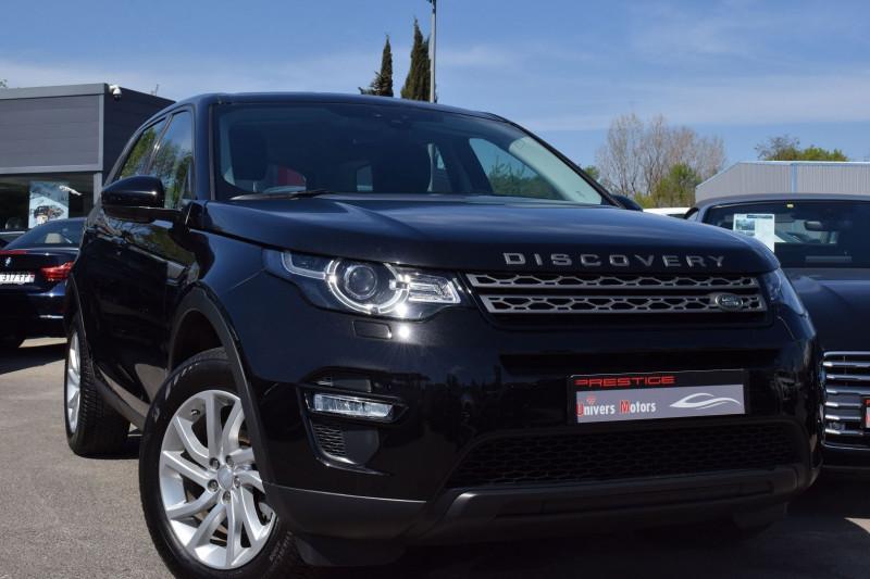 Land-Rover DISCOVERY SPORT 2.0 TD4 150CH AWD BUSINESS BVA Diesel NOIR Occasion à vendre