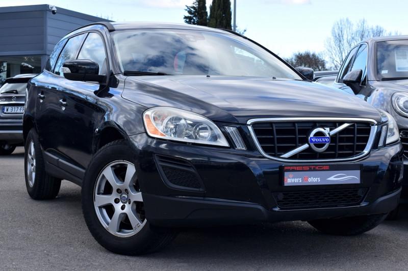 Volvo XC60 D3 163CH  KINETIC Diesel NOIR Occasion à vendre