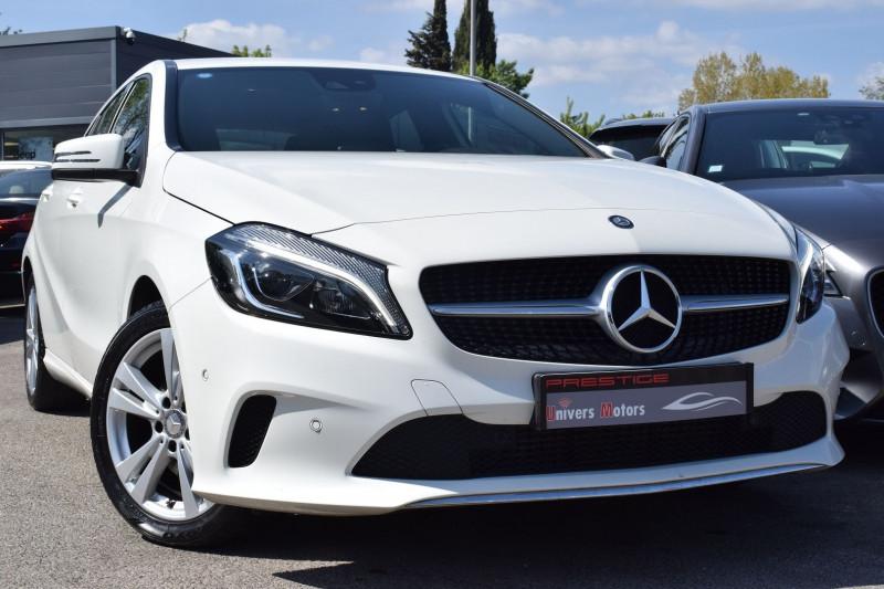 Mercedes-Benz CLASSE A (W176) 180 SENSATION Essence BLANC Occasion à vendre